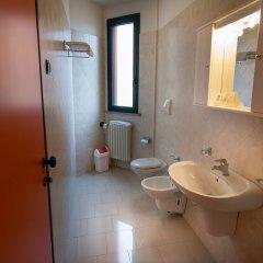 Отель Eden Mantova Италия, Кастель-д'Арио - отзывы, цены и фото номеров - забронировать отель Eden Mantova онлайн ванная фото 2