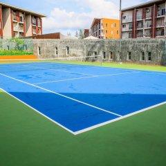 Отель Pool Access By Punnpreeda Beach Resort спортивное сооружение