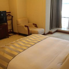 Отель Metropark Hotel Shenzhen Китай, Шэньчжэнь - отзывы, цены и фото номеров - забронировать отель Metropark Hotel Shenzhen онлайн комната для гостей фото 3