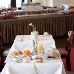 Novum Hotel Graf Moltke Гамбург питание фото 3