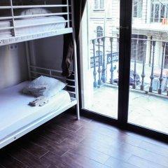 360 Hostel Barcelona комната для гостей