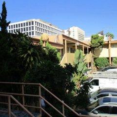 City Center Hotel Los Angeles Лос-Анджелес балкон