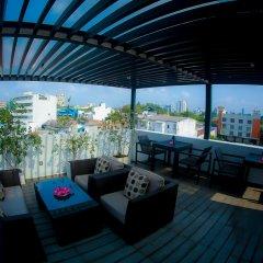 Rockwell Colombo Hotel гостиничный бар