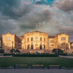 Отель Christiania Teater Осло фото 6