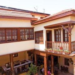 Otantik Hotel Турция, Анталья - отзывы, цены и фото номеров - забронировать отель Otantik Hotel онлайн балкон