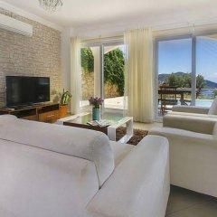 Villa Burak Турция, Калкан - отзывы, цены и фото номеров - забронировать отель Villa Burak онлайн комната для гостей фото 3