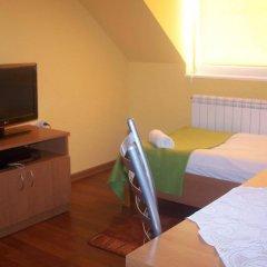 Отель Villa Targowa Польша, Познань - отзывы, цены и фото номеров - забронировать отель Villa Targowa онлайн комната для гостей фото 2