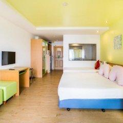 Отель Best Bella Pattaya Таиланд, Паттайя - 4 отзыва об отеле, цены и фото номеров - забронировать отель Best Bella Pattaya онлайн комната для гостей фото 3