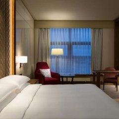 Гостиница Хаятт Ридженси Москва Петровский Парк 5* Стандартный номер с двуспальной кроватью фото 2