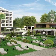 Orka Nergis Beach Hotel Турция, Мармарис - отзывы, цены и фото номеров - забронировать отель Orka Nergis Beach Hotel онлайн фото 2