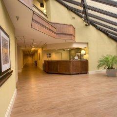 Отель Hampton Inn Meridian интерьер отеля фото 3