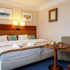 Отель Marttel Karlovy Vary Карловы Вары в номере