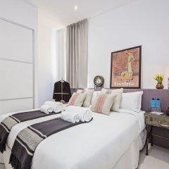 Отель Sweet Inn Apartments - Fira Sants Испания, Барселона - отзывы, цены и фото номеров - забронировать отель Sweet Inn Apartments - Fira Sants онлайн комната для гостей фото 2