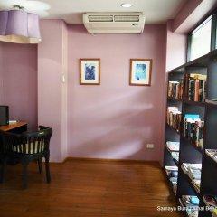 Отель Samaya Bura Beach Resort - Koh Samui развлечения