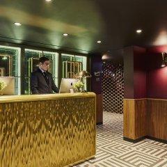 Отель Indigo London - 1 Leicester Square Лондон интерьер отеля