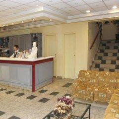 Hotel Luna Budapest интерьер отеля