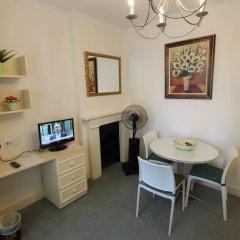 Апартаменты Lancaster Gate Apartments Лондон удобства в номере фото 2