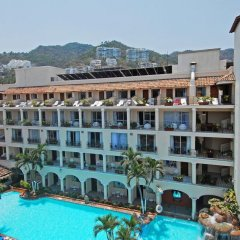 Отель Playa Los Arcos - Resort & Spa All Inclusive балкон