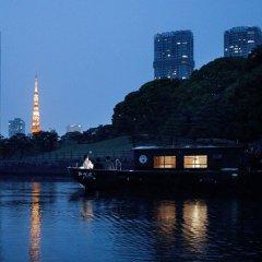 Отель Hoshinoya Tokyo Токио приотельная территория фото 2