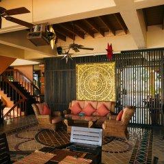 Отель Samui Bayview Resort & Spa Таиланд, Самуи - 3 отзыва об отеле, цены и фото номеров - забронировать отель Samui Bayview Resort & Spa онлайн интерьер отеля фото 3