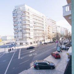 Отель Castilho Lisbon Suites Лиссабон парковка