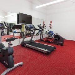 Отель Sud Ibiza Suites фитнесс-зал фото 3
