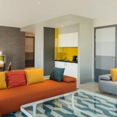 Отель Aloft Al Ain ОАЭ, Эль-Айн - отзывы, цены и фото номеров - забронировать отель Aloft Al Ain онлайн комната для гостей фото 2