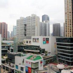 Отель Shenzhen Shanghai Hotel Китай, Шэньчжэнь - 1 отзыв об отеле, цены и фото номеров - забронировать отель Shenzhen Shanghai Hotel онлайн балкон