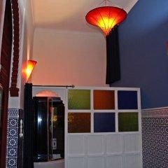 Отель Riad Meftaha Марокко, Рабат - отзывы, цены и фото номеров - забронировать отель Riad Meftaha онлайн интерьер отеля фото 2