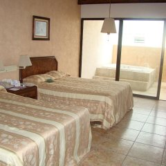 Hotel Los Aluxes комната для гостей