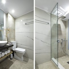 Gouves Bay Hotel - All Inclusive ванная фото 2