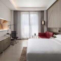 Отель Courtyard by Marriott Tianjin Hongqiao Китай, Тяньцзинь - отзывы, цены и фото номеров - забронировать отель Courtyard by Marriott Tianjin Hongqiao онлайн комната для гостей
