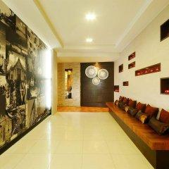 Отель Rikka Inn Бангкок интерьер отеля