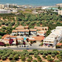 Lavris Hotel Bungalows пляж
