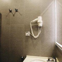 Гостиница Грегори Дизайн 4* Стандартный номер двуспальная кровать фото 18