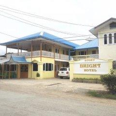 Отель Bright hotel Мьянма, Хехо - отзывы, цены и фото номеров - забронировать отель Bright hotel онлайн парковка