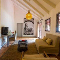 Отель Bom Bom Principe Island комната для гостей фото 2