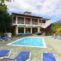 Отель Bay View Eco Resort & Spa бассейн фото 2