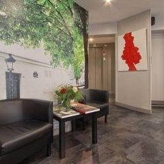 Отель Timhotel Montmartre Париж комната для гостей фото 3