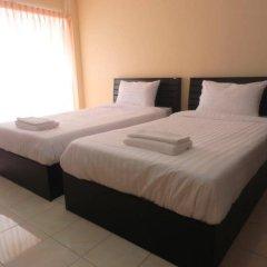 Апартаменты Burapha Bangsaen Garden Apartment комната для гостей фото 2