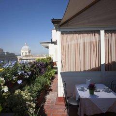 Отель Doria Италия, Рим - 9 отзывов об отеле, цены и фото номеров - забронировать отель Doria онлайн питание фото 3