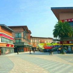 Отель City Inn Happy Valley Chengdu парковка