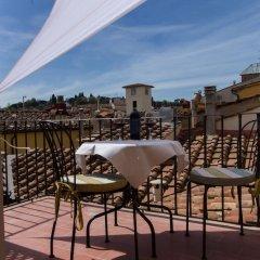 Апартаменты La Croce d'Oro - Santa Croce Suite Apartments балкон фото 2