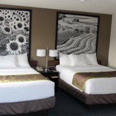 Отель Super 8 Emmetsburg комната для гостей фото 3