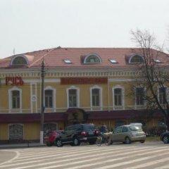 Гостиничный комплекс Постоялый двор Русь парковка