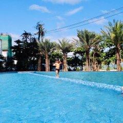 Anrizon Hotel Nha Trang бассейн