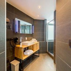 Отель Smartflats City - Grand Sablon Брюссель ванная