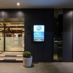 Best Western Ambassador Hotel банкомат