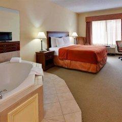 Отель Country Inn & Suites Queensbury ванная
