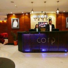 Corp Executive Hotel Doha Suites интерьер отеля фото 2